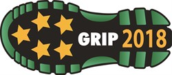 Grip Five Star logo for 2018